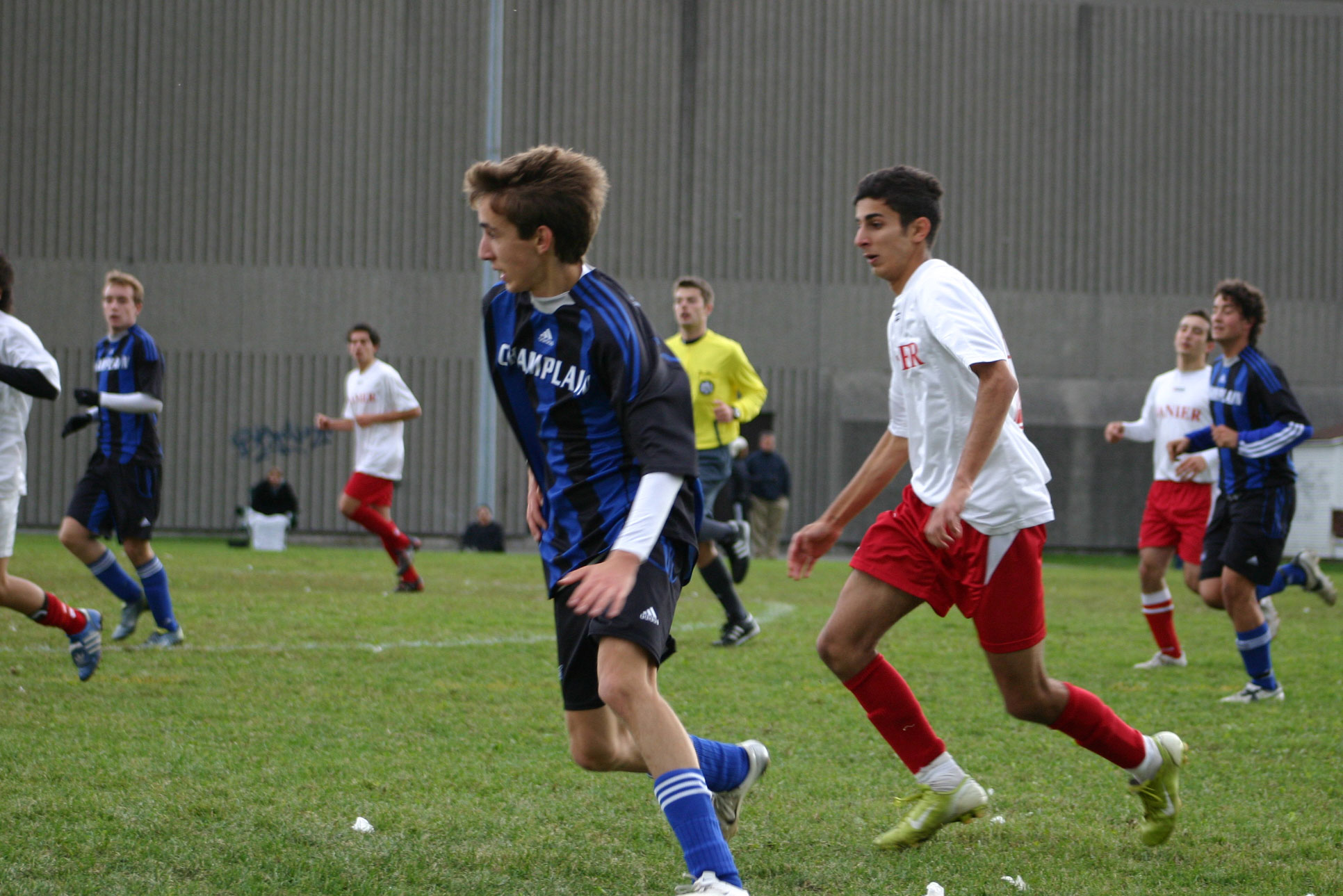 2008 Cheetahs: Men's Soccer Photos