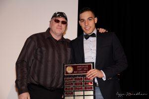Most Consistent Player: Michael Laplaine-Pereira