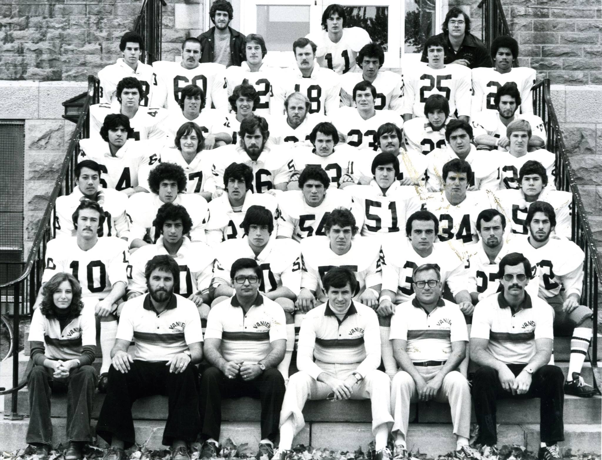 reunion celebration for 1978 football cheetahs athletics