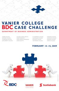 Case Challenge 2009 Poster