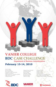 Case Challenge 2010 Poster