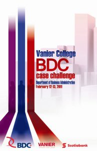 Case Challenge 2011 Poster English