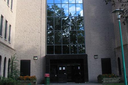 Vanier's N Building