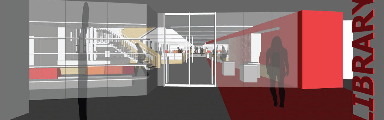 A New Library/Learning Commons to Be Built At Vanier College