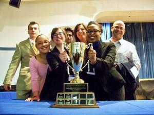 Vanier College Business Administration Team