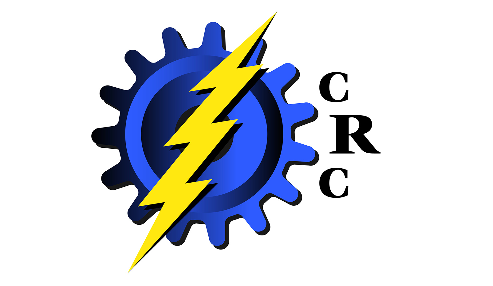 Full logo with CRC letters and robotics