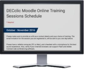 moodle-training