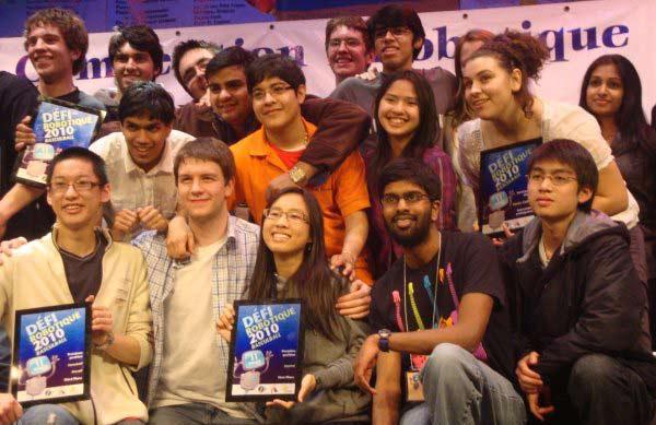 Robotics Competition 2010