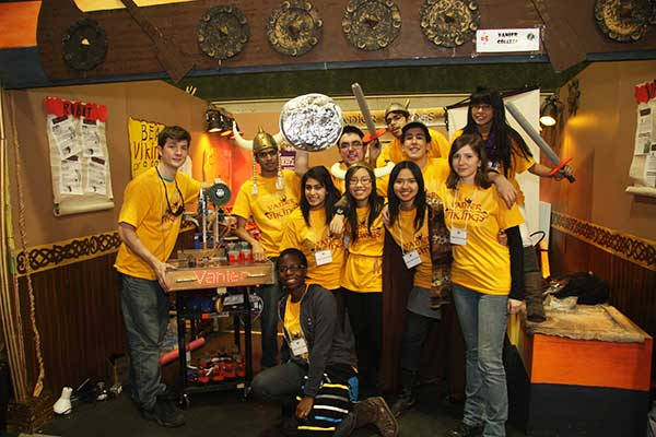 Robotics Competition 2011