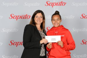 Saputo bursary and Quebec Foundation for Athletic Excellence