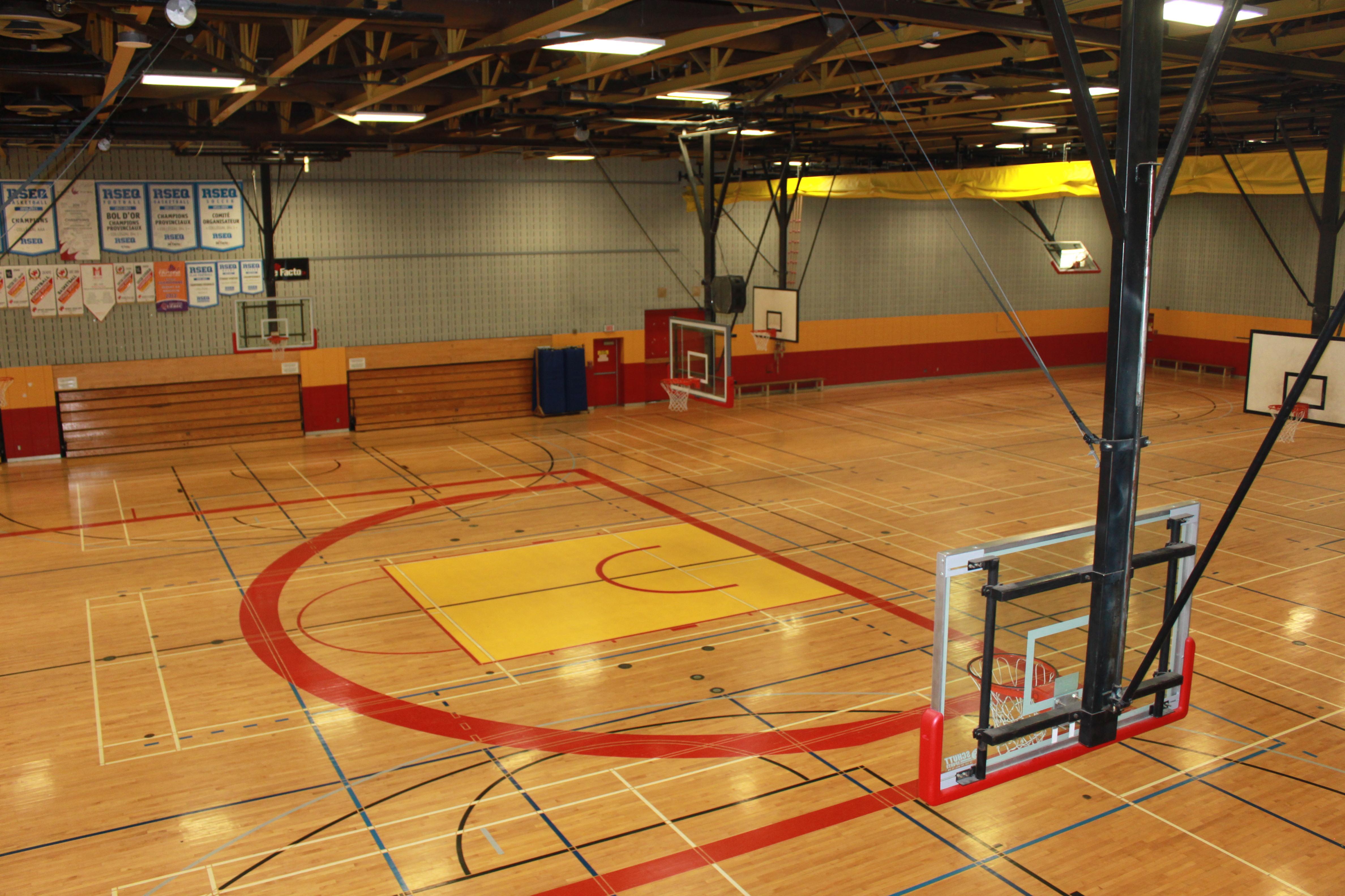 Gyms Sports Amp Recreation Gep Vanier College