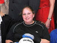 Alison Levine Rugby Player