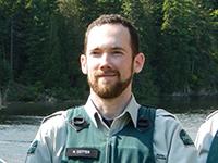 Nicolas Cotter Park Warden