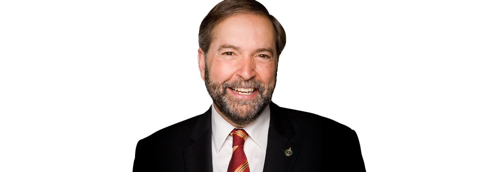 Vanier College proud to welcome back Thomas Mulcair