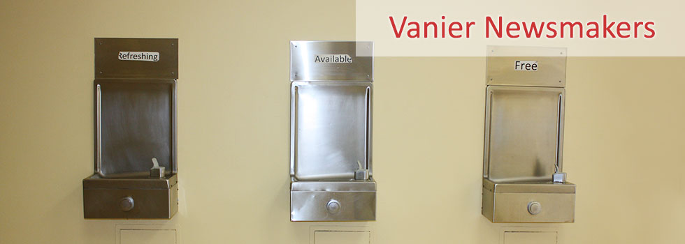 Vanier College establishes campus-wide drinking water guidelines