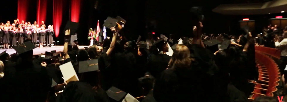 2014-2015 Vanier Graduates Say Goodbye To the College And Hello To The Future