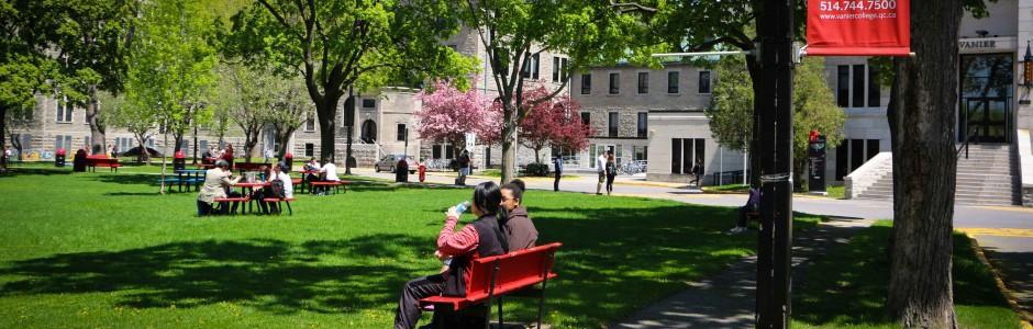 Montreal language school