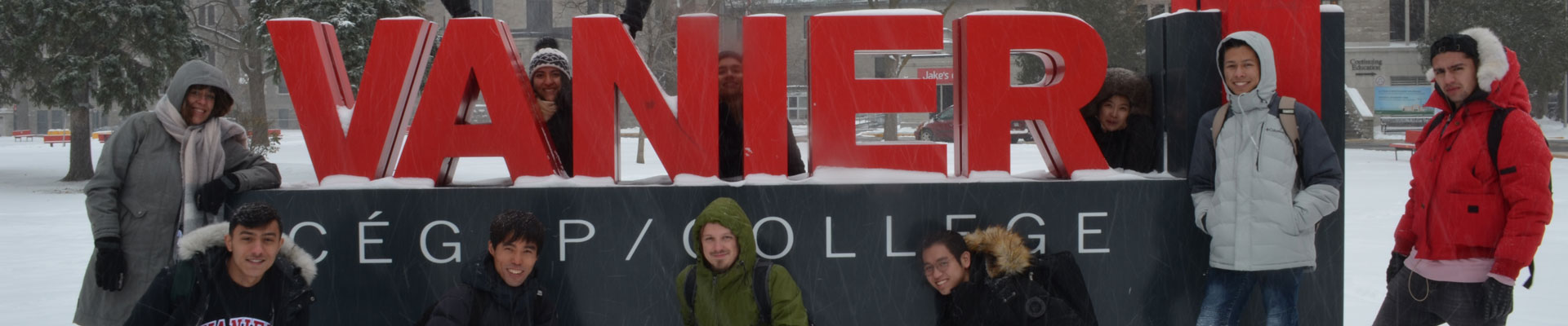 language student winter