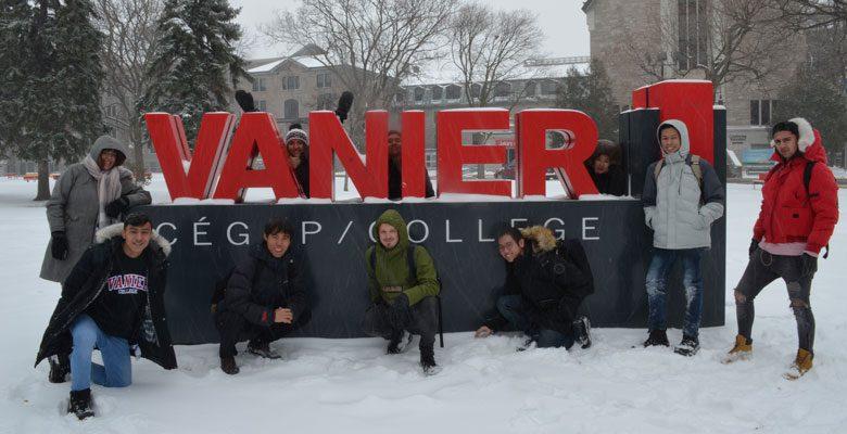 language students winter