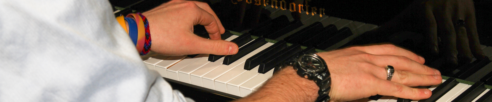 15 weeks of Private Instrument lessons per semester