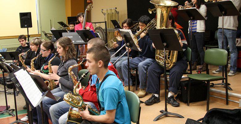 Vanier College Big Band