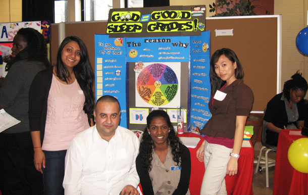 Health Promotion Fair 2012