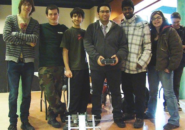 Robotics Competition 2009