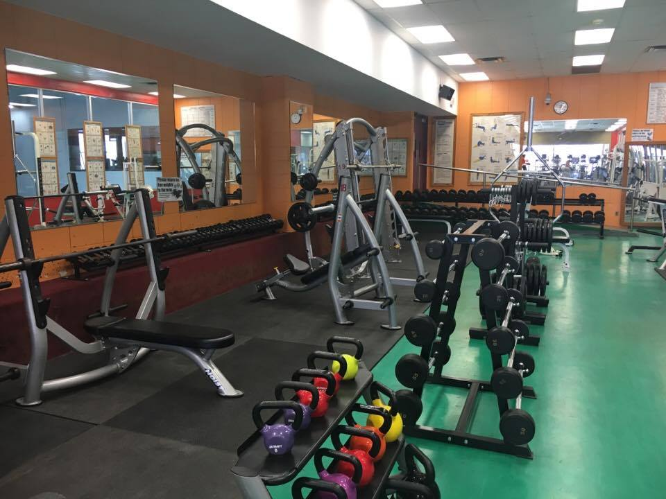 Fitness Rooms Sports Amp Recreation C 233 Gep Vanier College