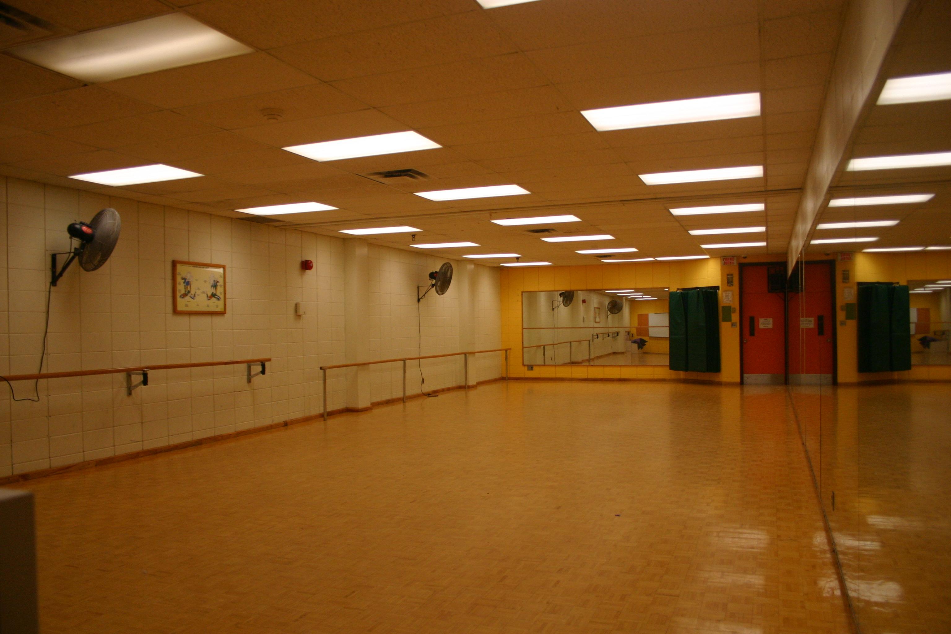 Dance Room Sports Recreation Cegep Vanier College