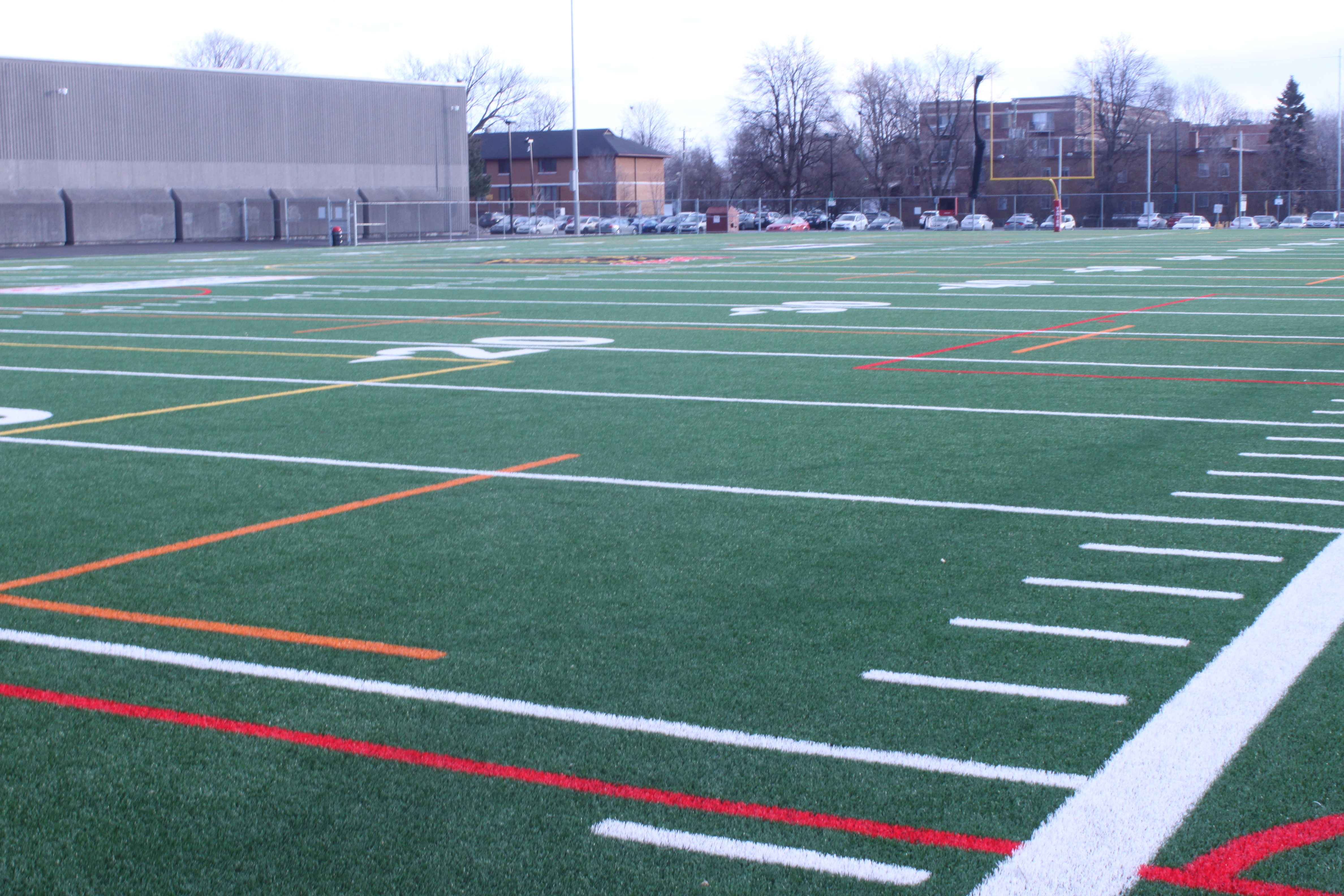 Turf Field And Grass Field Sports Amp Recreation C 233 Gep