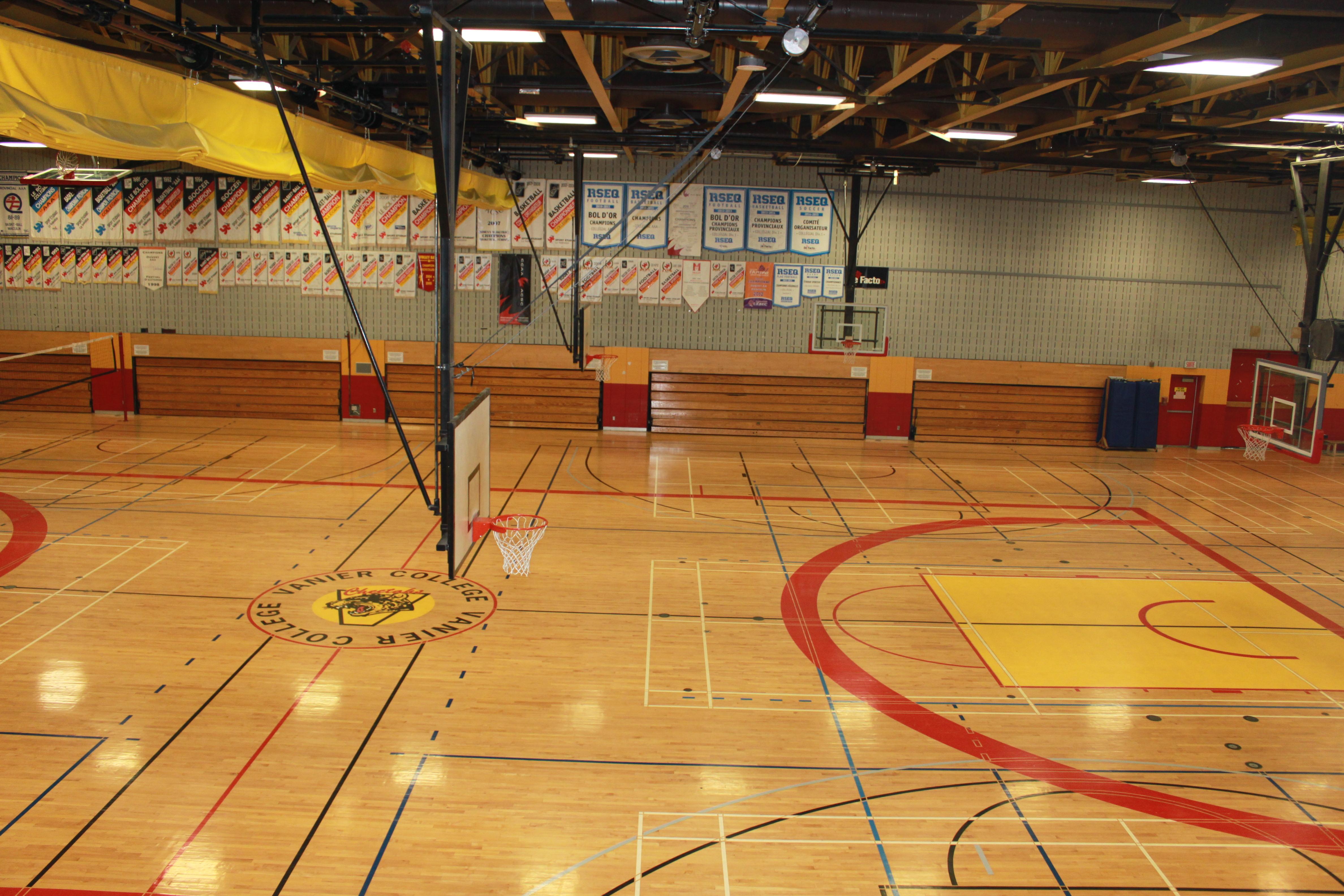 Gyms Sports Amp Recreation C 233 Gep Vanier College